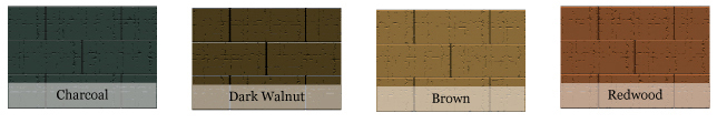 release colors for bricks
